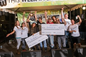 Rock for a Cause 2014 | S-One Partnership with YPG